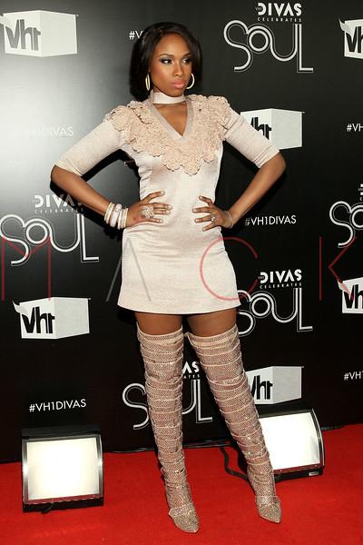 NEW YORK, NY - DECEMBER 18:  Jennifer Hudson attends 2011 VH1 Divas Celebrates Soul at the Hammerstein Ballroom on December 18, 2011 in New York City.  (Photo by Steve Mack/S.D. Mack Pictures)