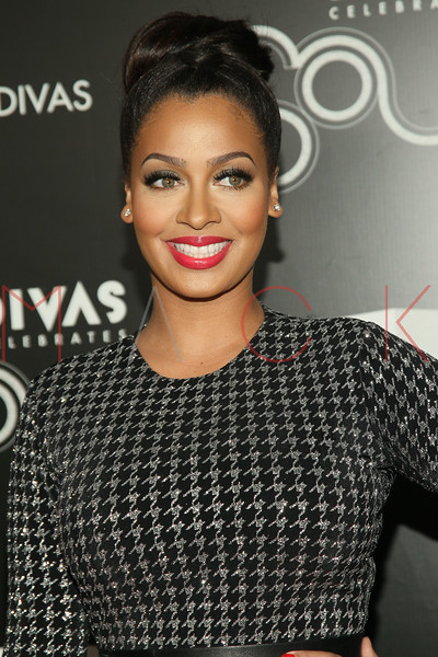NEW YORK, NY - DECEMBER 18:  LaLa Anthony attends 2011 VH1 Divas Celebrates Soul at the Hammerstein Ballroom on December 18, 2011 in New York City.  (Photo by Steve Mack/S.D. Mack Pictures)