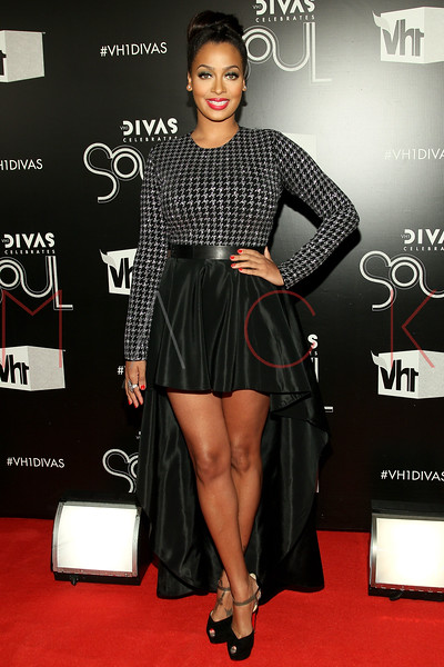 NEW YORK, NY - DECEMBER 18:  La La Anthony attends 2011 VH1 Divas Celebrates Soul at the Hammerstein Ballroom on December 18, 2011 in New York City.  (Photo by Steve Mack/S.D. Mack Pictures)
