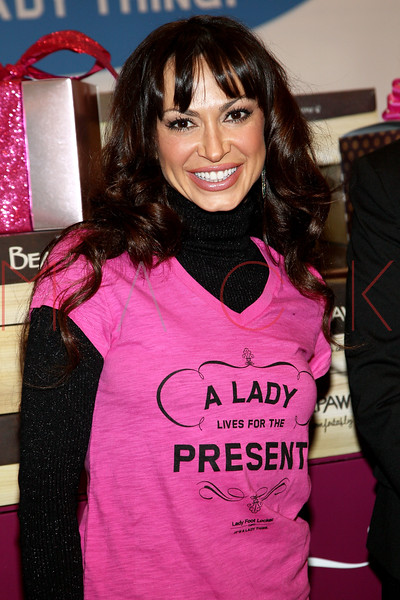NEW YORK, NY - DECEMBER 13:  Karina Smirnoff attends the BEARPAW boots charity event at Lady Foot Locker on December 13, 2011 in New York City.  (Photo by Steve Mack/S.D. Mack Pictures)