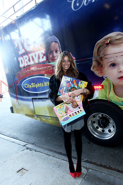 NEW YORK, NY - DECEMBER 13:  Kelly Bensimon attends CitySights NY's 2nd annual Holiday Joy Toy drive at The Naomi Berrie Diabetes Center on December 13, 2011 in New York City.  (Photo by Steve Mack/S.D. Mack Pictures)