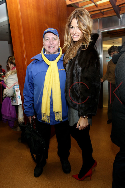 NEW YORK, NY - DECEMBER 13:  Kelly Bensimon (R) attends CitySights NY's 2nd annual Holiday Joy Toy drive at The Naomi Berrie Diabetes Center on December 13, 2011 in New York City.  (Photo by Steve Mack/S.D. Mack Pictures)