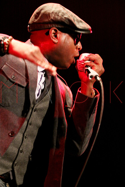 NEW YORK, NY - DECEMBER 03:  Talib Kweli performs at Best Buy Theater on December 3, 2011 in New York City.  (Photo by Steve Mack/S.D. Mack Pictures)