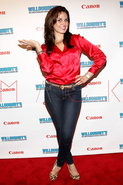 NEW YORK, NY - DECEMBER 05:  Ana Berry attends the launch of the Canon Boutique at Willoughby's on December 5, 2011 in New York City.  (Photo by Steve Mack/S.D. Mack Pictures)