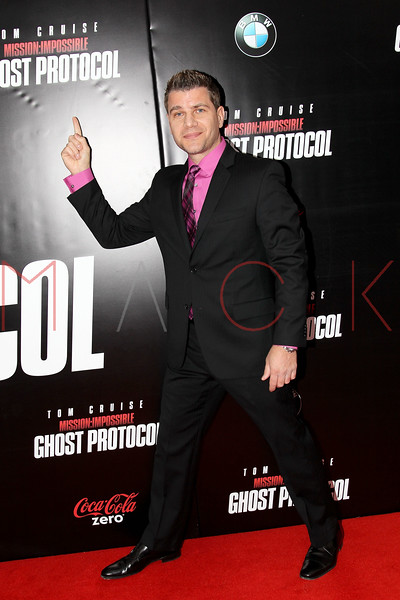 NEW YORK, NY - DECEMBER 19:  Tom Murro attends the 'Mission: Impossible - Ghost Protocol' U.S. premiere at the Ziegfeld Theatre on December 19, 2011 in New York City.  (Photo by Steve Mack/S.D. Mack Pictures)