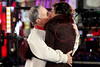 NEW YORK, NY - DECEMBER 31:  Mayor Michael Bloomberg and Diana Taylor embrace onstage at New Year's Eve 2012 in Times Square on December 31, 2011 in New York City.  (Photo by Steve Mack/S.D. Mack Pictures)