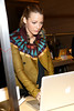 NEW YORK, NY - DECEMBER 09:  Blake Lively attends the grand opening of the Apple Store Grand Central on December 9, 2011 in New York City.  (Photo by Steve Mack/S.D. Mack Pictures)