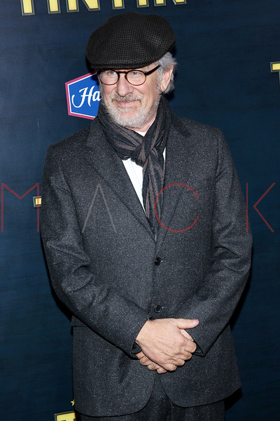 "NEW YORK, NY - DECEMBER 11:  Steven Spielberg attends the ""The Adventures of TinTin"" New York premiere at the Ziegfeld Theatre on December 11, 2011 in New York City.  (Photo by Steve Mack/S.D. Mack Pictures)"