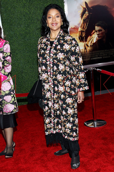 "NEW YORK, NY - DECEMBER 04:  Phylicia Rashad attends the ""War Horse"" world premiere at Avery Fisher Hall at Lincoln Center for the Performing Arts on December 4, 2011 in New York City.  (Photo by Steve Mack/S.D. Mack Pictures)"