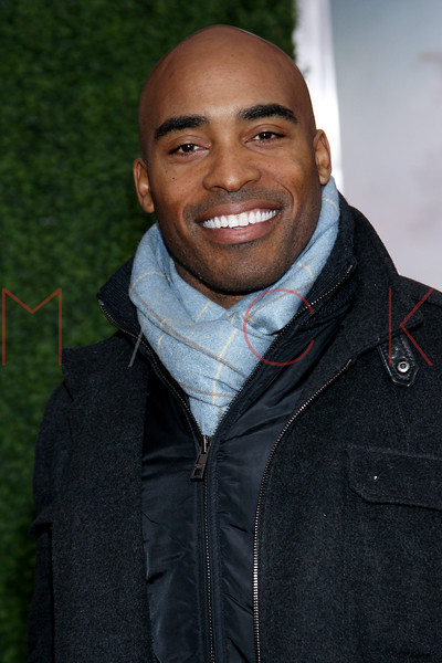 "NEW YORK, NY - DECEMBER 04:  Tiki Barber attends the ""War Horse"" world premiere at Avery Fisher Hall at Lincoln Center for the Performing Arts on December 4, 2011 in New York City.  (Photo by Steve Mack/S.D. Mack Pictures)"