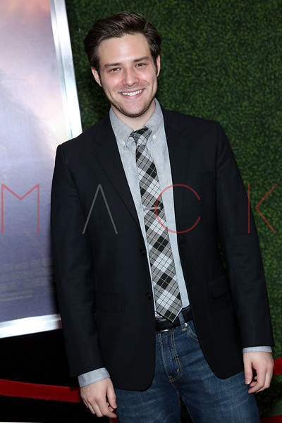 "NEW YORK, NY - DECEMBER 04:  Ben Rappaport attends the ""War Horse"" world premiere at Avery Fisher Hall at Lincoln Center for the Performing Arts on December 4, 2011 in New York City.  (Photo by Steve Mack/S.D. Mack Pictures)"