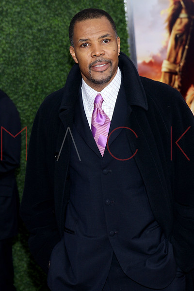 """NEW YORK, NY - DECEMBER 04:  Eriq La Salle attends the """"War Horse"""" world premiere at Avery Fisher Hall at Lincoln Center for the Performing Arts on December 4, 2011 in New York City.  (Photo by Steve Mack/S.D. Mack Pictures)"""