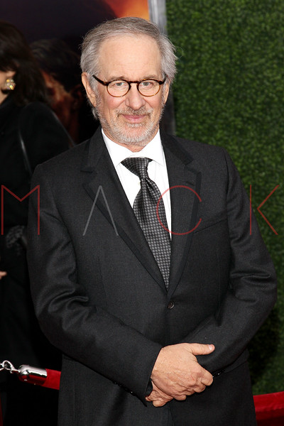 "NEW YORK, NY - DECEMBER 04:  Director and producer Steven Spielberg attends the ""War Horse"" world premiere at Avery Fisher Hall at Lincoln Center for the Performing Arts on December 4, 2011 in New York City.  (Photo by Steve Mack/S.D. Mack Pictures)"