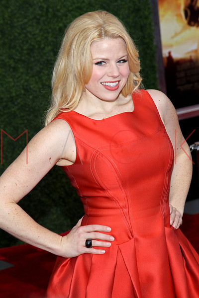 "NEW YORK, NY - DECEMBER 04:  Megan Hilty attends the ""War Horse"" world premiere at Avery Fisher Hall at Lincoln Center for the Performing Arts on December 4, 2011 in New York City.  (Photo by Steve Mack/S.D. Mack Pictures)"
