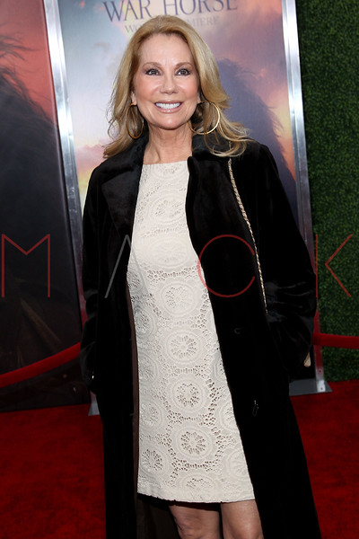 """NEW YORK, NY - DECEMBER 04:  Kathie Lee Gifford attends the """"War Horse"""" world premiere at Avery Fisher Hall at Lincoln Center for the Performing Arts on December 4, 2011 in New York City.  (Photo by Steve Mack/S.D. Mack Pictures)"""