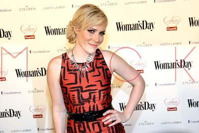 New York, NY - February 08:  The Woman's Day 8th Annual Red Dress awards, New York, USA.