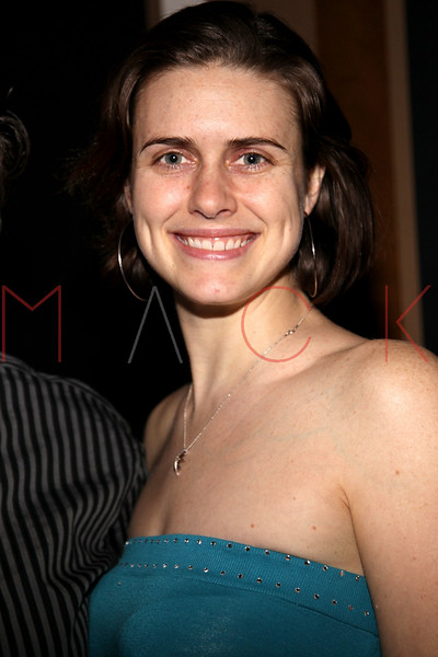 """NEW YORK, NY - FEBRUARY 12:  Candice Holdorf attends the """"Bidendity Crisis"""" official cast wrap party at Foundation Lounge on February 12, 2011 in New York City.  (Photo by Steve Mack/S.D. Mack Pictures) *** Local Caption *** Candice Holdorf"""