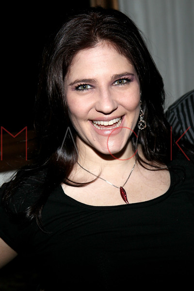 "NEW YORK, NY - FEBRUARY 12:  Elissa Goldstein attends the ""Bidendity Crisis"" official cast wrap party at Foundation Lounge on February 12, 2011 in New York City.  (Photo by Steve Mack/S.D. Mack Pictures) *** Local Caption *** Elissa Goldstein"