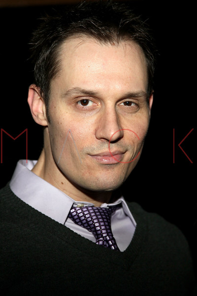 "NEW YORK, NY - FEBRUARY 12:  Keith Collins attends the ""Bidendity Crisis"" official cast wrap party at Foundation Lounge on February 12, 2011 in New York City.  (Photo by Steve Mack/S.D. Mack Pictures) *** Local Caption *** Keith Collins"