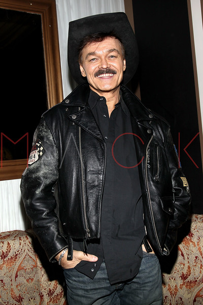 """NEW YORK, NY - FEBRUARY 12:  Randy Jones attends the """"Bidendity Crisis"""" official cast wrap party at Foundation Lounge on February 12, 2011 in New York City.  (Photo by Steve Mack/S.D. Mack Pictures) *** Local Caption *** Randy Jones"""