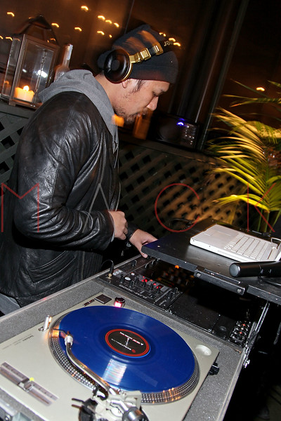 NEW YORK, NY - FEBRUARY 12:  DJ Dexter Love performs at the Bijules fine jewelry presentation during Mercedes-Benz Fashion Week Fall 2011 at the Gramercy Park Hotel on February 12, 2011 in New York City.  (Photo by Steve Mack/S.D. Mack Pictures) *** Local Caption *** DJ Dexter Love
