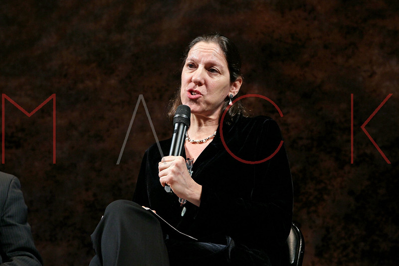 """NEW YORK, NY - FEBRUARY 09:  NYU Professor Martha Hodes attends the """"Driving Miss Daisy"""" TalkBack series celebrates Black History Month at The Golden Theatre on February 9, 2011 in New York City.  (Photo by Steve Mack/S.D. Mack Pictures) *** Local Caption *** Martha Hodes"""