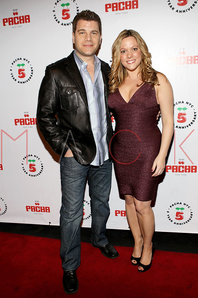 NEW YORK, NY - FEBRUARY 26:  Tom and Kelly Murro attend Hailey Glassman's birthday bash at Pacha on February 26, 2011 in New York City.  (Photo by Steve Mack/S.D. Mack Pictures) *** Local Caption *** Tom Murro; Kelly Murro