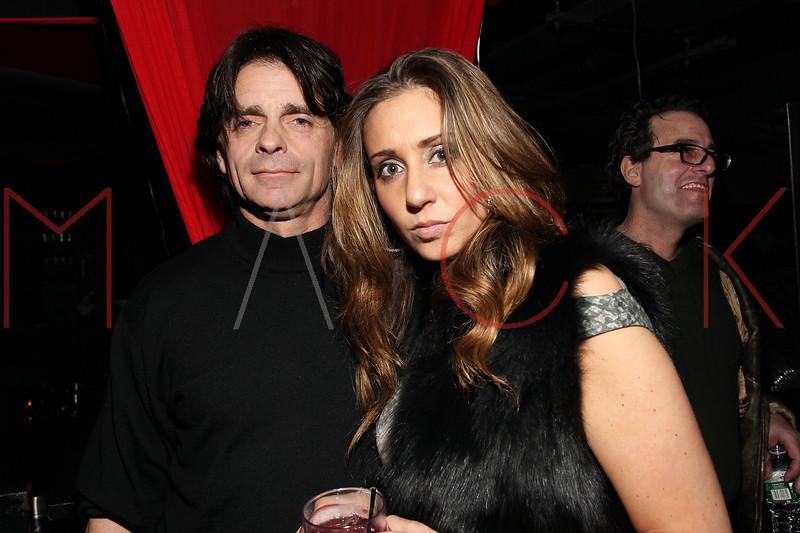 NEW YORK, NY - FEBRUARY 26:  Danny Provenzano and Hailey Glassman attend Hailey Glassman's birthday bash at Pacha on February 26, 2011 in New York City.  (Photo by Steve Mack/S.D. Mack Pictures) *** Local Caption *** Danny Provenzano; Hailey