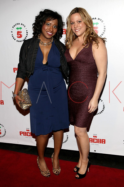 NEW YORK, NY - FEBRUARY 26:  Donnella Tilery and Kelly Murro attend Hailey Glassman's birthday bash at Pacha on February 26, 2011 in New York City.  (Photo by Steve Mack/S.D. Mack Pictures) *** Local Caption *** Donnella Tilery; Kelly Murro