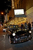 """""""Driving Miss Daisy"""" on Broadway photo op, New York, USA"""