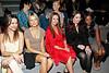 Max Azria Fall 2011 fashion show during Mercedes-Benz Fashion Week, New York, USA