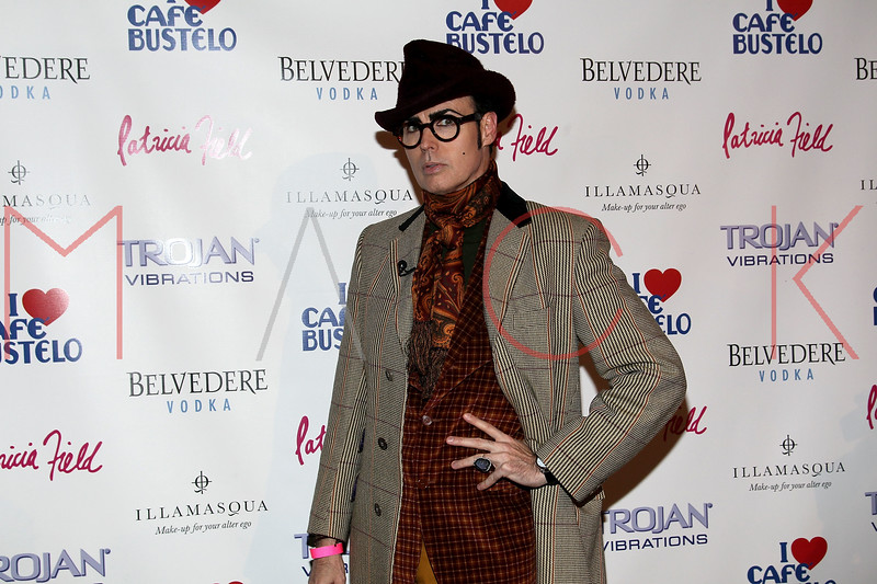 NEW YORK, NY - FEBRUARY 11:  Patrick McDonald attends the Patricia Field Disco Valentine's Ball at Capitale on February 11, 2011 in New York City.  (Photo by Steve Mack/S.D. Mack Pictures) *** Local Caption *** Patrick McDonald