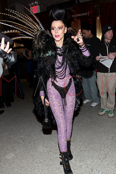 NEW YORK, NY - FEBRUARY 11:  Event Producer Susanne Bartsch attends the Patricia Field Disco Valentine's Ball at Capitale on February 11, 2011 in New York City.  (Photo by Steve Mack/S.D. Mack Pictures) *** Local Caption *** Susanne Bartsch