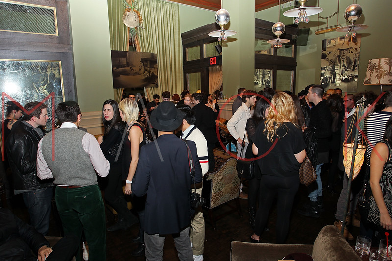 NEW YORK, NY - FEBRUARY 13:  Atmosphere at Soho Grand Hotel on February 13, 2011 in New York City.  (Photo by Steve Mack/S.D. Mack Pictures)