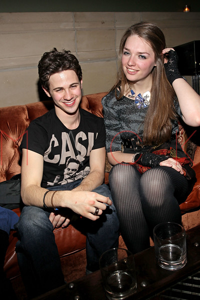 NEW YORK, NY - FEBRUARY 13:  Connor Paolo of Gossip Girls at Soho Grand Hotel on February 13, 2011 in New York City.  (Photo by Steve Mack/S.D. Mack Pictures) *** Local Caption *** Connor Paolo