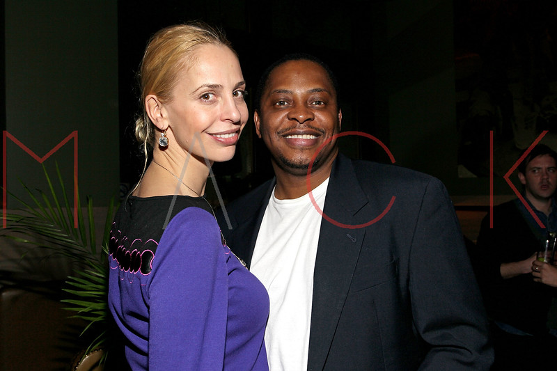 NEW YORK, NY - FEBRUARY 13:  Vivian Van Dijk and Phil Kin at Soho Grand Hotel on February 13, 2011 in New York City.  (Photo by Steve Mack/S.D. Mack Pictures) *** Local Caption *** Vivian Van Dijk; Phil Kin