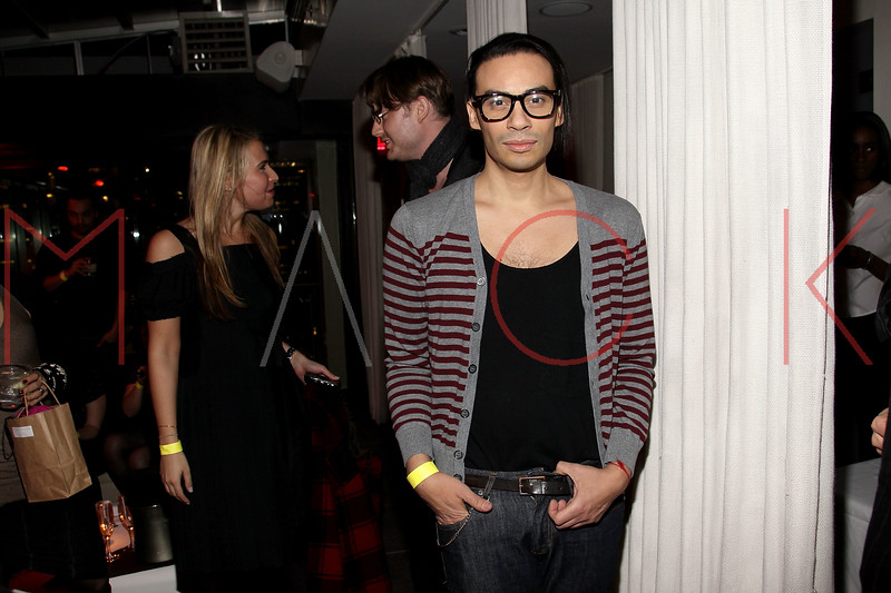 NEW YORK, NY - FEBRUARY 11:  Designer Victor De Souza attends the after party following the Victor de Souza Fall 2011 fashion show during Mercedes-Benz Fashion Week at the Sky Room on February 11, 2011 in New York City.  (Photo by Steve Mack/S.D. Mack Pictures) *** Local Caption *** Victor De Souza
