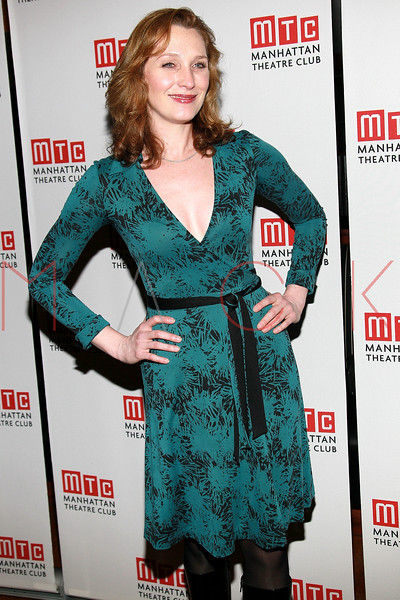 "NEW YORK, NY - FEBRUARY 01:  Kate Jennings Grant attends the party for the Manhattan Theatre Club's ""The Whipping Man"" opening night at the Beacon on February 1, 2011 in New York City.  (Photo by Steve Mack/S.D. Mack Pictures) *** Local Caption *** Kate Jennings Grant"