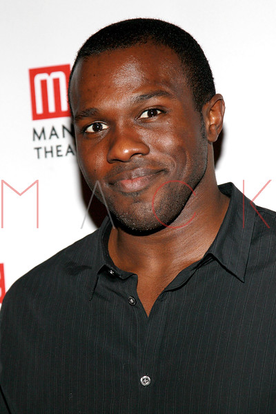 """NEW YORK, NY - FEBRUARY 01:  Joshua Henry attends the party for the Manhattan Theatre Club's """"The Whipping Man"""" opening night at the Beacon on February 1, 2011 in New York City.  (Photo by Steve Mack/S.D. Mack Pictures) *** Local Caption *** Joshua Henry"""