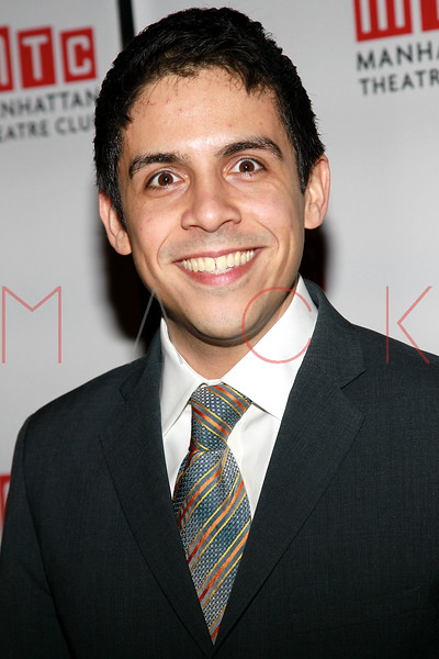 """NEW YORK, NY - FEBRUARY 01:  Matthew Lopez attends the party for the Manhattan Theatre Club's """"The Whipping Man"""" opening night at the Beacon on February 1, 2011 in New York City.  (Photo by Steve Mack/S.D. Mack Pictures) *** Local Caption *** Matthew Lopez"""