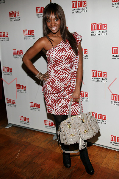 "NEW YORK, NY - FEBRUARY 01:  Saycon Sengbloh attends the party for the Manhattan Theatre Club's ""The Whipping Man"" opening night at the Beacon on February 1, 2011 in New York City.  (Photo by Steve Mack/S.D. Mack Pictures) *** Local Caption *** Saycon Sengbloh"