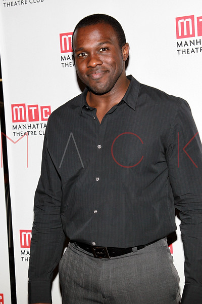 "NEW YORK, NY - FEBRUARY 01:  Joshua Henry attends the party for the Manhattan Theatre Club's ""The Whipping Man"" opening night at the Beacon on February 1, 2011 in New York City.  (Photo by Steve Mack/S.D. Mack Pictures) *** Local Caption *** Joshua Henry"