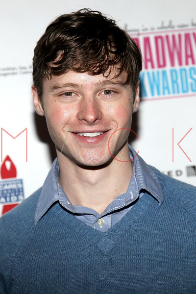 NEW YORK, NY - FEBRUARY 07:  Bobby Steggert attends the after party for Broadway Backwards 6 at John's Pizzeria on February 7, 2011 in New York City.  (Photo by Steve Mack/S.D. Mack Pictures) *** Local Caption *** Bobby Steggert