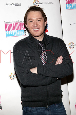NEW YORK, NY - FEBRUARY 07:  The after party for Broadway Backwards 6 at John's Pizzeria on February 7, 2011 in New York City.
