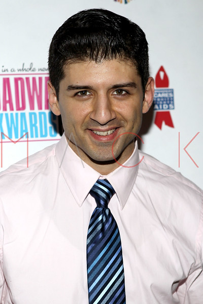 NEW YORK, NY - FEBRUARY 07:  Tony Yazbeck attends the after party for Broadway Backwards 6 at John's Pizzeria on February 7, 2011 in New York City.  (Photo by Steve Mack/S.D. Mack Pictures) *** Local Caption *** Tony Yazbeck