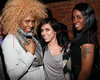 NEW YORK, NY - JANUARY 20:  Nyeelah, Kat Hollander and Alana attend The Little Death concert after party at The Chelsea Room on January 20, 2011 in New York City.  (Photo by Steve Mack/S.D. Mack Pictures) *** Local Caption *** Nyeelah; Kat Hollander; Alana