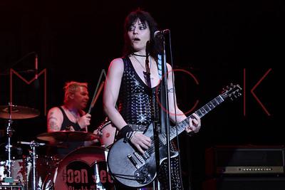 Brooklyn, NY - July 14:  Joan Jett & The Blackhearts Concert, Brooklyn, USA