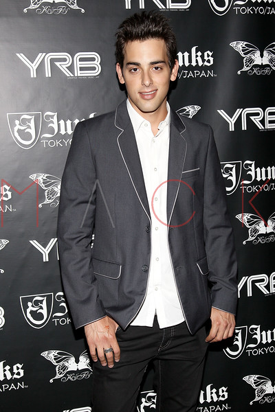 NEW YORK, NY - JULY 18:  Singer/songwriter Jackson Harris attends the U.S. launch of Junks Tokyo/Japan at Kiss & Fly on July 18, 2011 in New York City.  (Photo by Steve Mack/S.D. Mack Pictures) *** Local Caption *** Jackson Harris