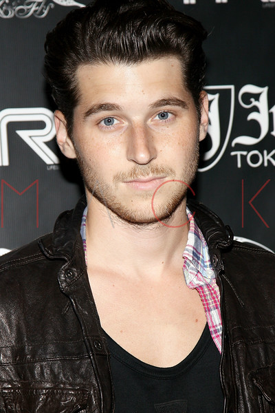NEW YORK, NY - JULY 18:  Honor Society band member Alexander Noyes attends the U.S. launch of Junks Tokyo/Japan at Kiss & Fly on July 18, 2011 in New York City.  (Photo by Steve Mack/S.D. Mack Pictures) *** Local Caption *** Alexander Noyes