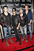 NEW YORK, NY - JULY 18:  Members of Honor Society, Alexander Noyes, Jason Rosen, Michael Bruno and Andrew Lee at the U.S. launch of Junks Tokyo/Japan at Kiss & Fly on July 18, 2011 in New York City.  (Photo by Steve Mack/S.D. Mack Pictures) *** Local Caption *** Alexander Noyes; Jason Rosen; Michael Bruno; Andrew Lee